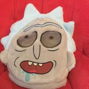 Other - Rick and Morty Rick foam head(unused)